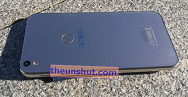 alcatel shine lite shine