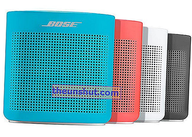Bose SoundLink Color II, altoparlante Bluetooth compatto e robusto