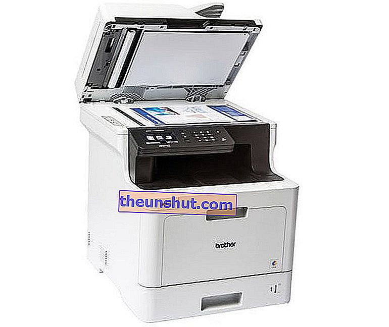Brother-MFCL8690CDW scanner