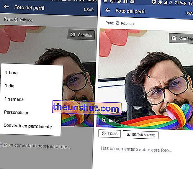 cornice per facebook gay pride