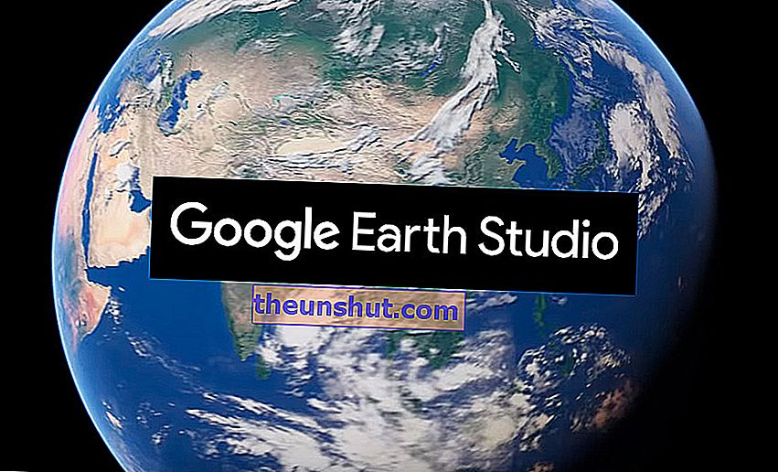 Google Earth Studio, lav animationer med satellitbilleder og Google Earth 3D