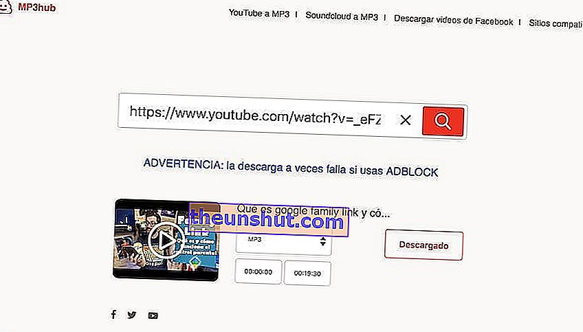 pretvoriti youtube u mp3 2020 2