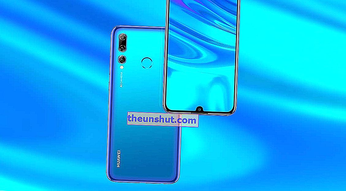 huawei p smart plus 2019