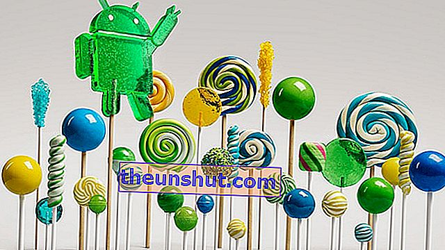 Android Lollipop 01