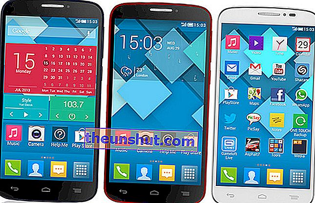 Alcatel OneTouch Pop C7 03