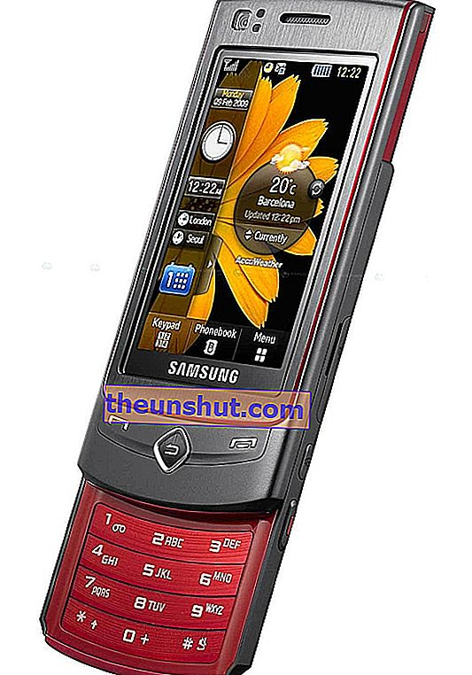 Samsung Ultra Touch S8300-5