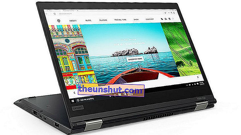 Design Lenovo ThinkPad X380 Yoga