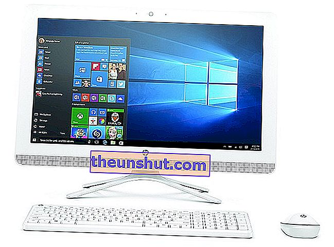 HP All in One 22-b026ns