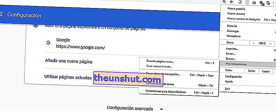 plugin estensione Chrome