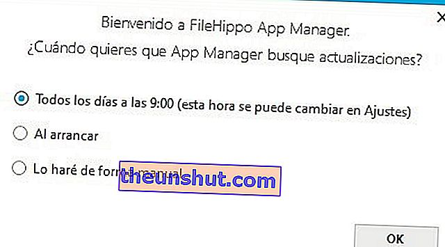 FileHippo App Manager 1