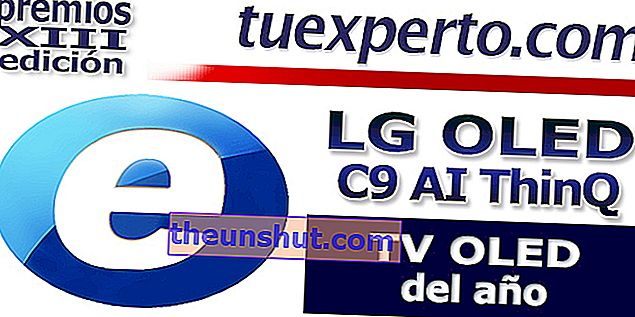 TV OLED LG OLED C9 AI ThinQ dell'anno