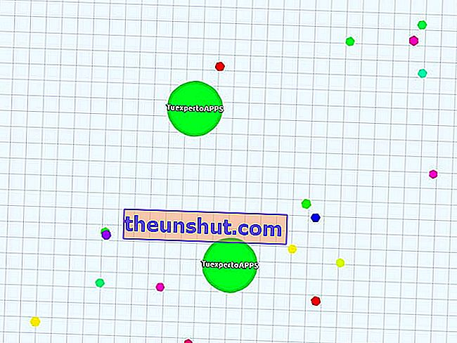 agar.io strategije